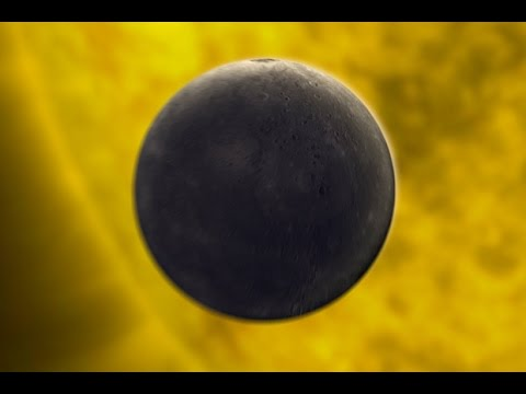 Eyes On Mercury Transit - On Earth and In...