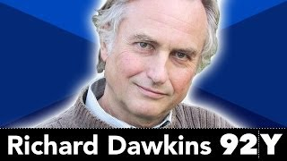 Richard Dawkins with Brian Greene only at the 92nd Street Y