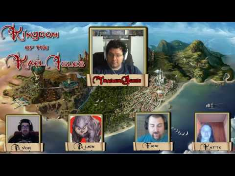 Kingdom of the Kael Isles Episode 18: Danger on the High Seas