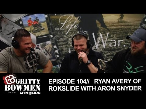 EPISODE 104: Ryan Avery Of Rokslide With Aron Snyder