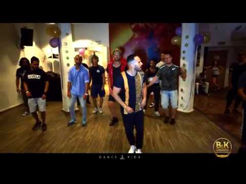 Sergio bachata man styling by Dance Vida | Amor o dinero by Prophex