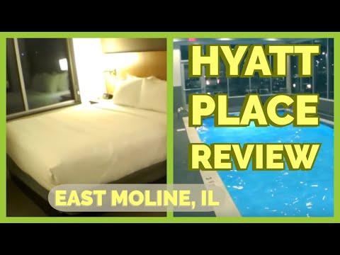 East Moline Hyatt Place Review - New Hotel