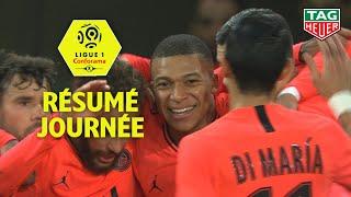 Résumé 18ème journée - Ligue 1 Conforama / 2019-20