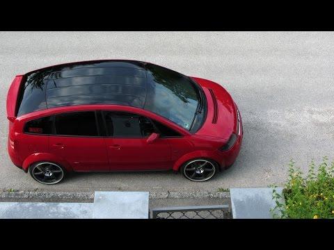 Audi A2 Tuning