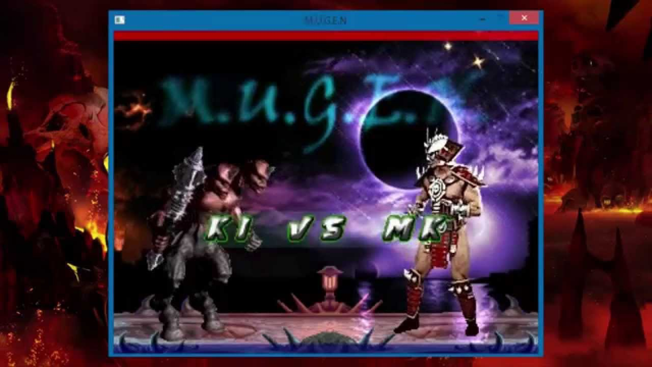 jogo killer instinct vs mortal kombat pc game 2011