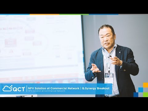 Breakout Session: NFV Solution at Commercial Network | Q.Synergy