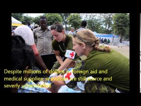 Haitian Cholera Epidemic