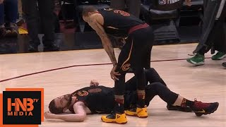 Kevin Love in a knockout / Cavaliers vs Celtics Game 6