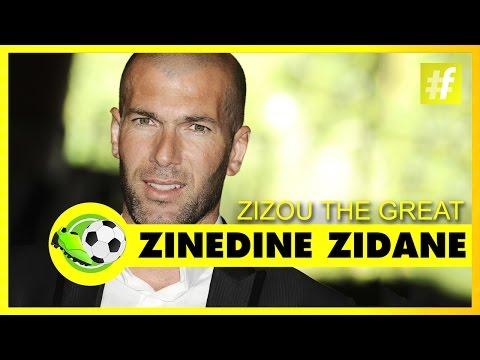 Zinedine Zidane - Zizou The Great
