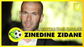Zinedine Zidane - Zizou The Great