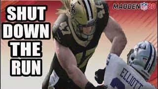 SHUT DOWN the Run in Madden 20!