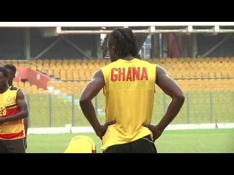 Ghana Black Stars B preparation for CHAN Qualifier against Burkina Faso
