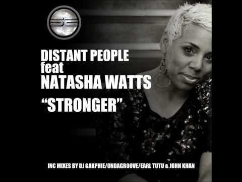 Distant People Ft Natasha Watts- Stronger (Earl TuTu & John Khan Mix) Preview