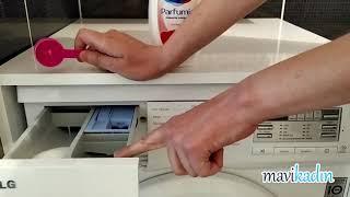 Çamaşır Makinesine Deterjan ve Yumuşatıcı Nereye Konur? Çamaşır Makine Kullanımı Önerileri