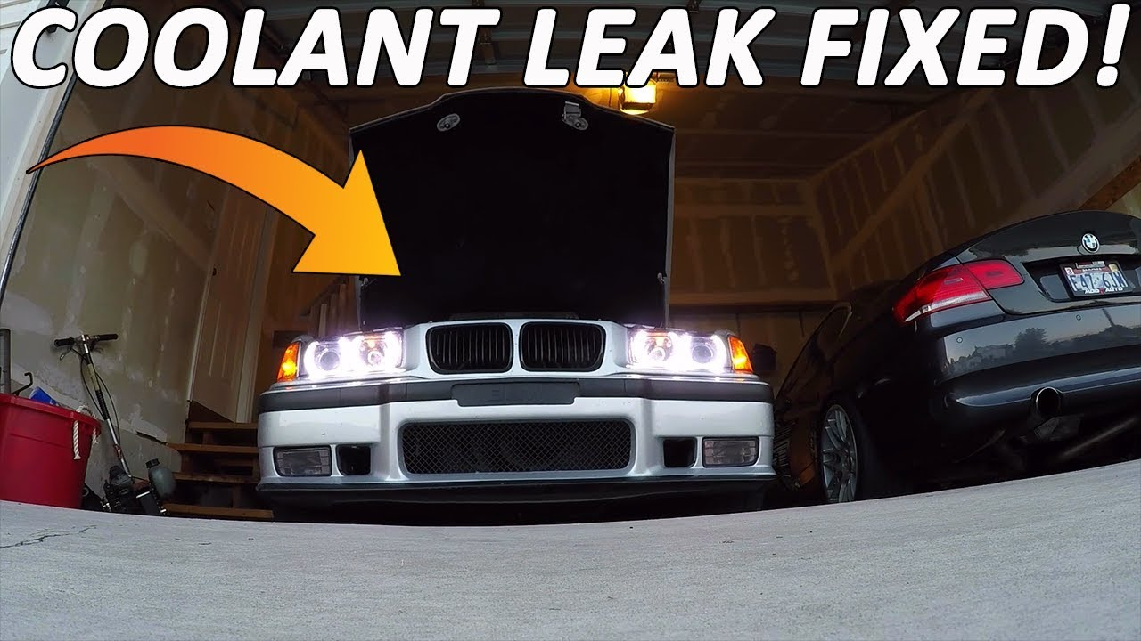 hight resolution of every e36 eventually needs this water pump fix