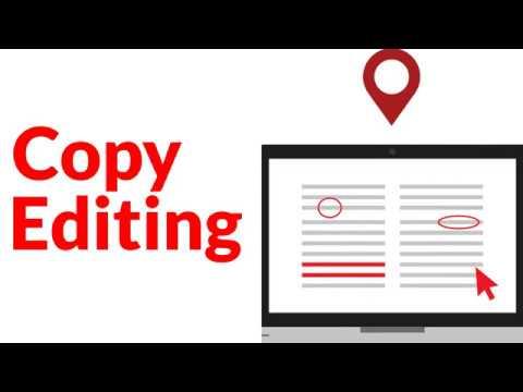Editors Canada Presents: Copy Editing