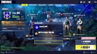 Fortnite royale live stream