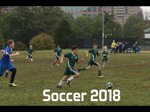 Soccer Highlights Forsyth School (St. Louis) Boys 5th/6th Grade  2018