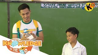 Knowledge On The Go: Filipino | Padamdam