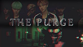 "BTS - ""One must behave like executioners"" [The Purge!au]"