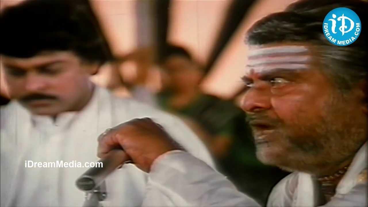 Chiranjeevi Gemini Ganesan Prasad Babu Nice Emotional: Chiranjeevi, Gemini Ganesan Nice