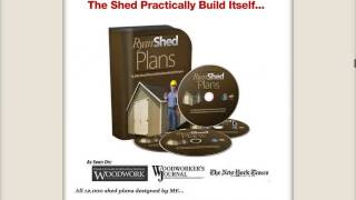 Ryan Shed Plans Review - Is It Worth It?