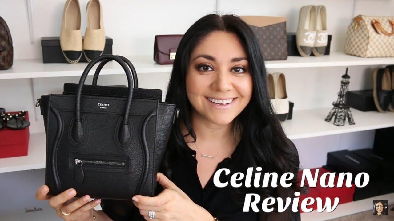 Celine Nano Luggage Review Minks4all