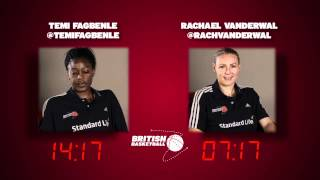 The GB Shot Clock: Temi Fagbenle v Rachael Vanderwal