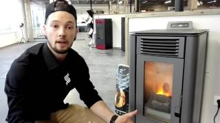 Belga Stove Small pelletkachel productreview.