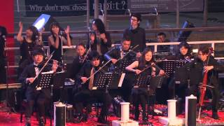 """A Hundred Birds Orchestra 東日本大震災復興支援企画 """"Runaway"""" 2014/1..."""