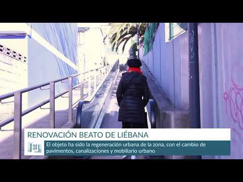 Renovación urbana Beato de Liébana y entorno