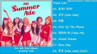 [Full Album] DIA(다이아) - Summer Ade MP3