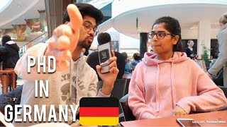 PAID PhD IN GERMANY