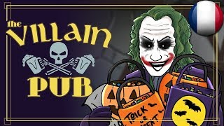 Villain Pub FR - Trick or Treat