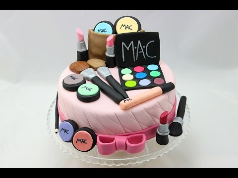 Make Up Cake I Make Up Torte I Make Up Kuchen I How To Make A Make