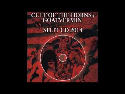 Cult Of The Horns / Goatvermin [split] (2014) preview-mix