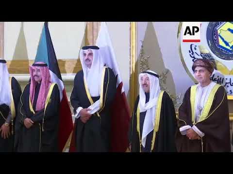 GCC summit takes place in Kuwait amid Qatar rift