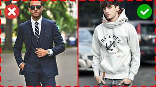 видео Тонкости подбора гардероба для мужчин
