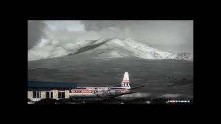 FSX -  Adak Alaska - Reeve Aleutian - Lockheed L-188 Electra  Alaska X  - 4.8 Ghz i7 2600K