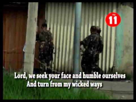 Heal our Land With Lyrics Zamboanga Siege Final Travel Video