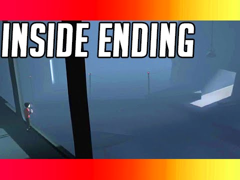 THE END  INSIDE Ending Gameplay Part 6, Final Level  Xbox One, PC, PS4