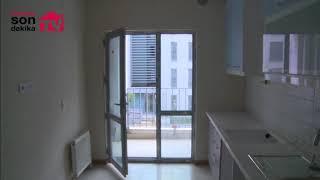 TOKİ İstanbul Kayaşehir projesinin 3+1 örnek daire videosu!