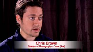Cinematographer Christopher Brown Interview - Corre (Run)