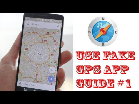 How to Set Fake GPS location in Android Phone #App Guide -1