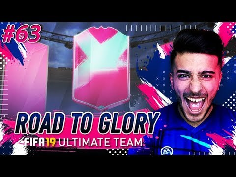 FIFA 19 ROAD TO GLORY 63 - OMG WE PACKED A SICK RED & FUT BIRTAY PLAYER