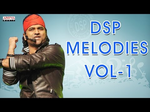 Vol 1 - Devi Sri Prasad Best Love Melodies Collection With Lyrics - Back to Back Songs