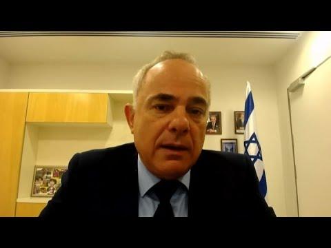 Iran is Israel's 'main concern,' Israeli energy minister says