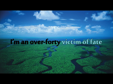 Jimmy Buffet - A Pirate Looks At Forty 1975 (Lyric Video) HD