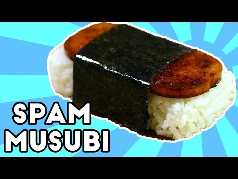 How To Make Spam Musubi Without Mold! | Easy, Quick & Simple