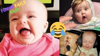 Funny Fails Baby - Funniest Baby Fails! - Get Ready To Laugh Hard!